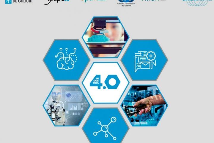 Industria 4.0 en Galicia, claves y perspectiva internacional
