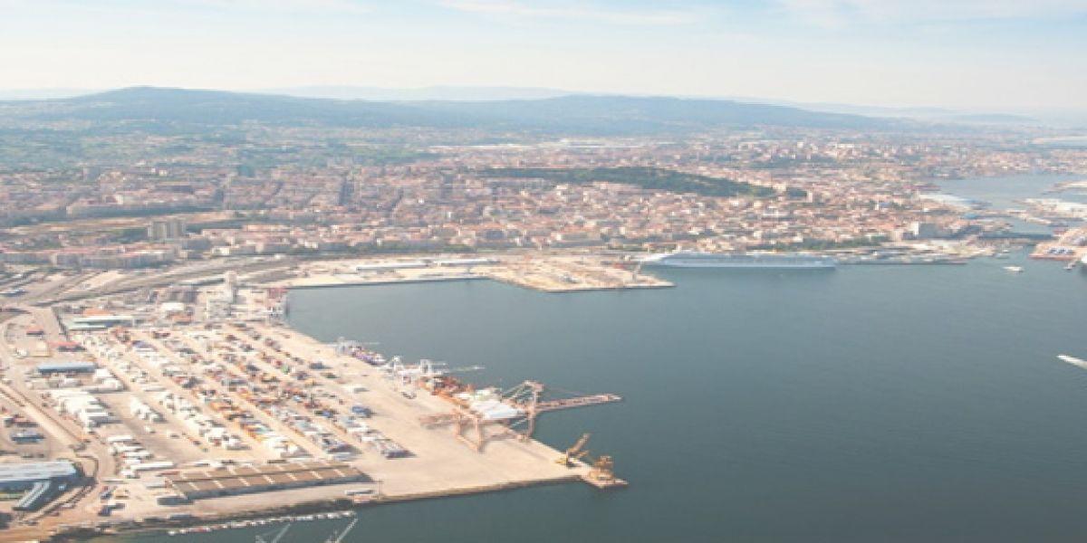 Intra y el Puerto de Vigo - Lonja 4.0.