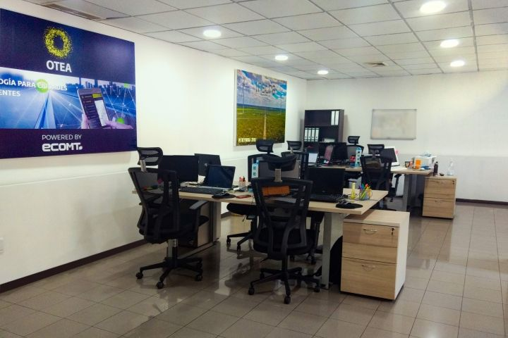Instra improves and renovates its offices in Mexico
