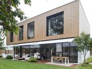 BREEAM high qualification on residential house