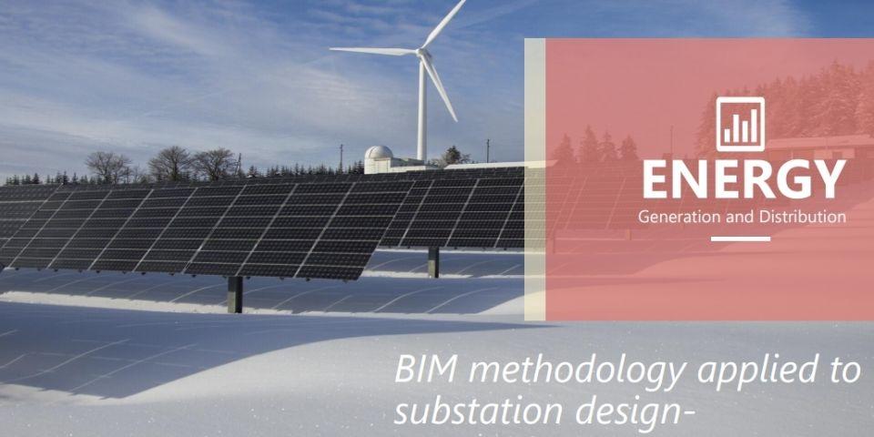 BIM energy sector