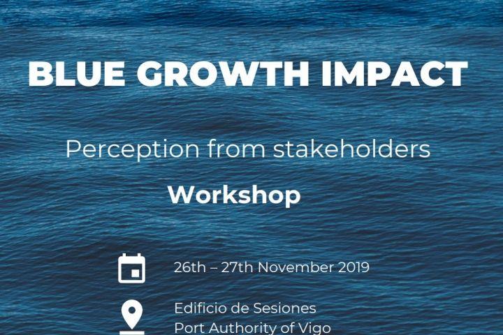 Bluegrowth  IMPACT Workshop