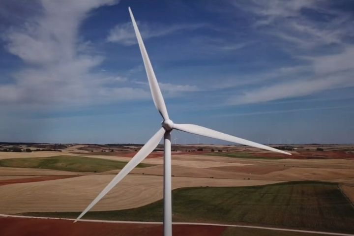 Alfanar & Soliedra Wind project